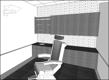 Salon Interior Design on Elia Architecture   Interiors Llc  Medical Spa