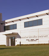 Greater Media Detroit, exterior
